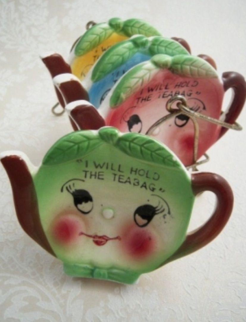Tea Bag Holder Tea Pots Tea Tea Bag Holder