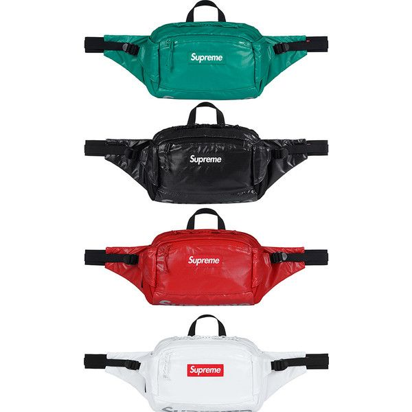 262a0f45e820 Supreme Waist Bag ❤ liked on Polyvore featuring waist fanny pack ...