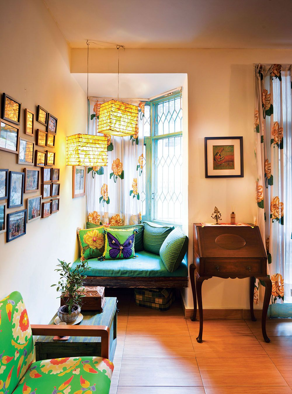 Designer Anupama Dayal S Delhi Home Shot For Good Housekeeping