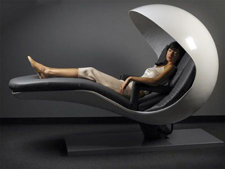 Energy Pod sleeping pod - totally need these in the office! | ayelet at mack