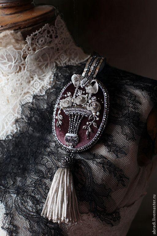"""Купить Украшение - трансформер """"Verona """". - кольцо, винтаж, ягода, ягоды, винный, винный цвет"""