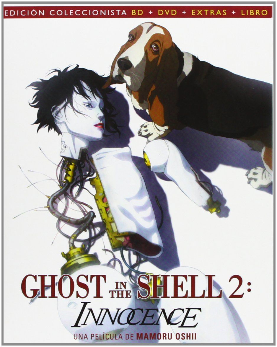 Ghost In The Shell 2 Innocence [Bluray] Shell, Ghost