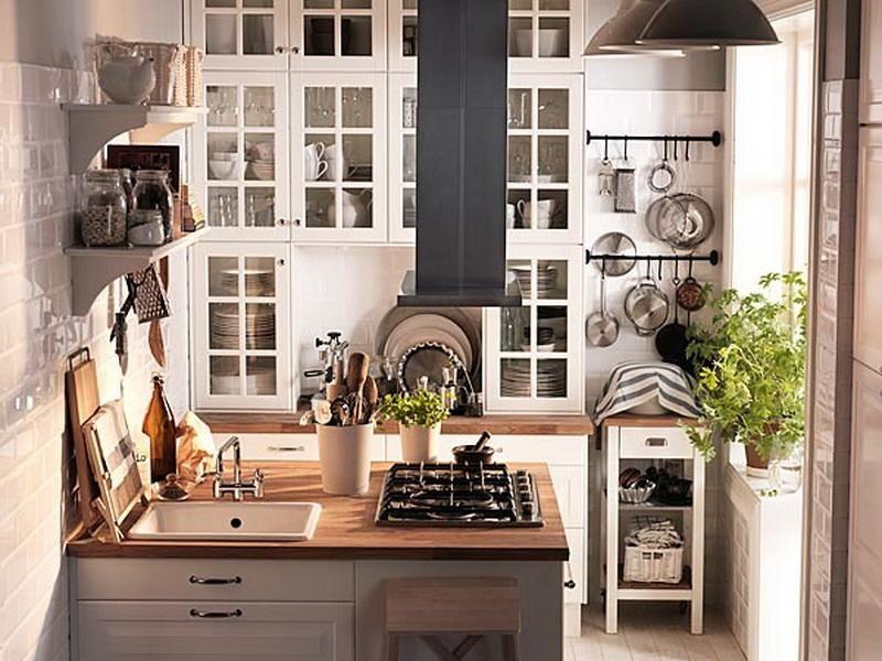 Interior Design For Small Kitchen Custom Inspiration Design