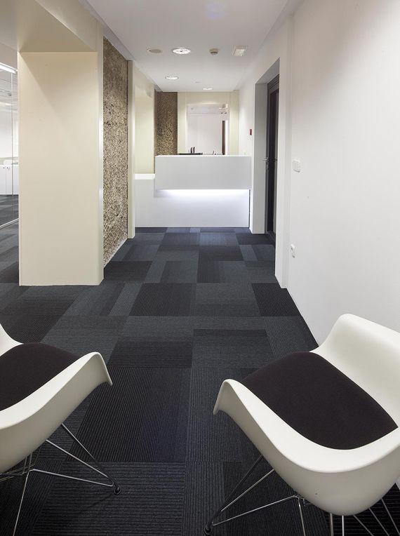 Espacio Aretha, bajo la dirección del Estudio de Arquitectura Cuarto Interior, el equipamiento de una nueva planta destinada a oficinas en la Torre de Colón de Madrid. #interiorismo #diseño