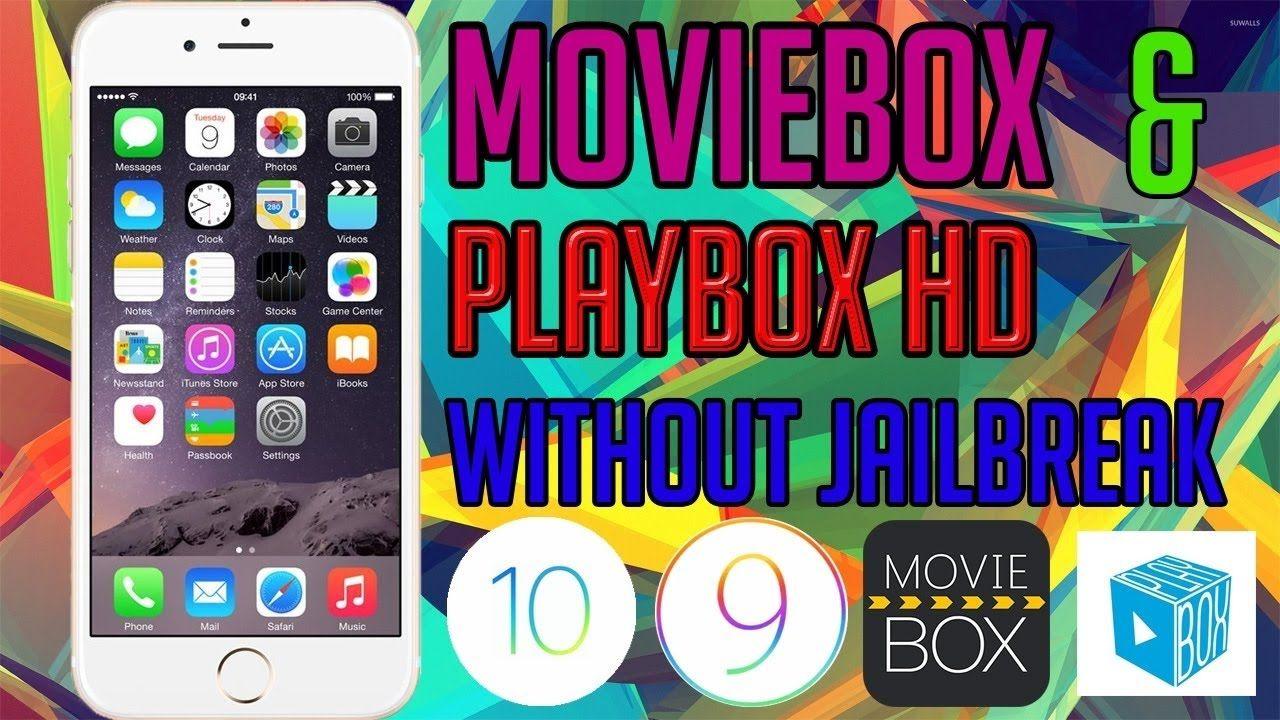 Get Movie Box & PlayBox HD iOS 10 (NO JAILBREAK) (NO
