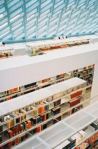 la biblioth que centrale de seattle seattle usa colors and space pinterest. Black Bedroom Furniture Sets. Home Design Ideas