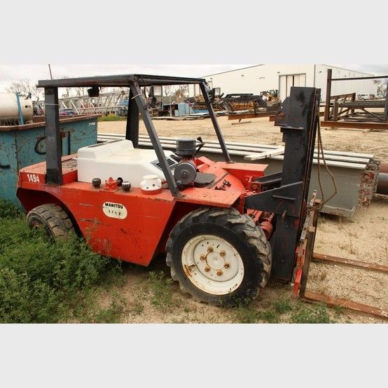 Manitou 4rm20hp Forklift Forklift Manitou Construction Equipment