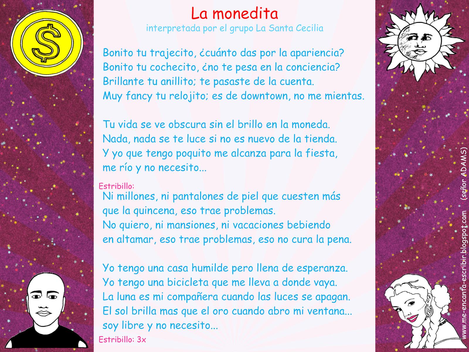 b99f180687aec7a3cf3ca9c8a4ebdb93 me encanta escribir en español canción \