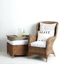 Image Result For Indoor Wicker Wing Back Chair Ad Brand Swipe