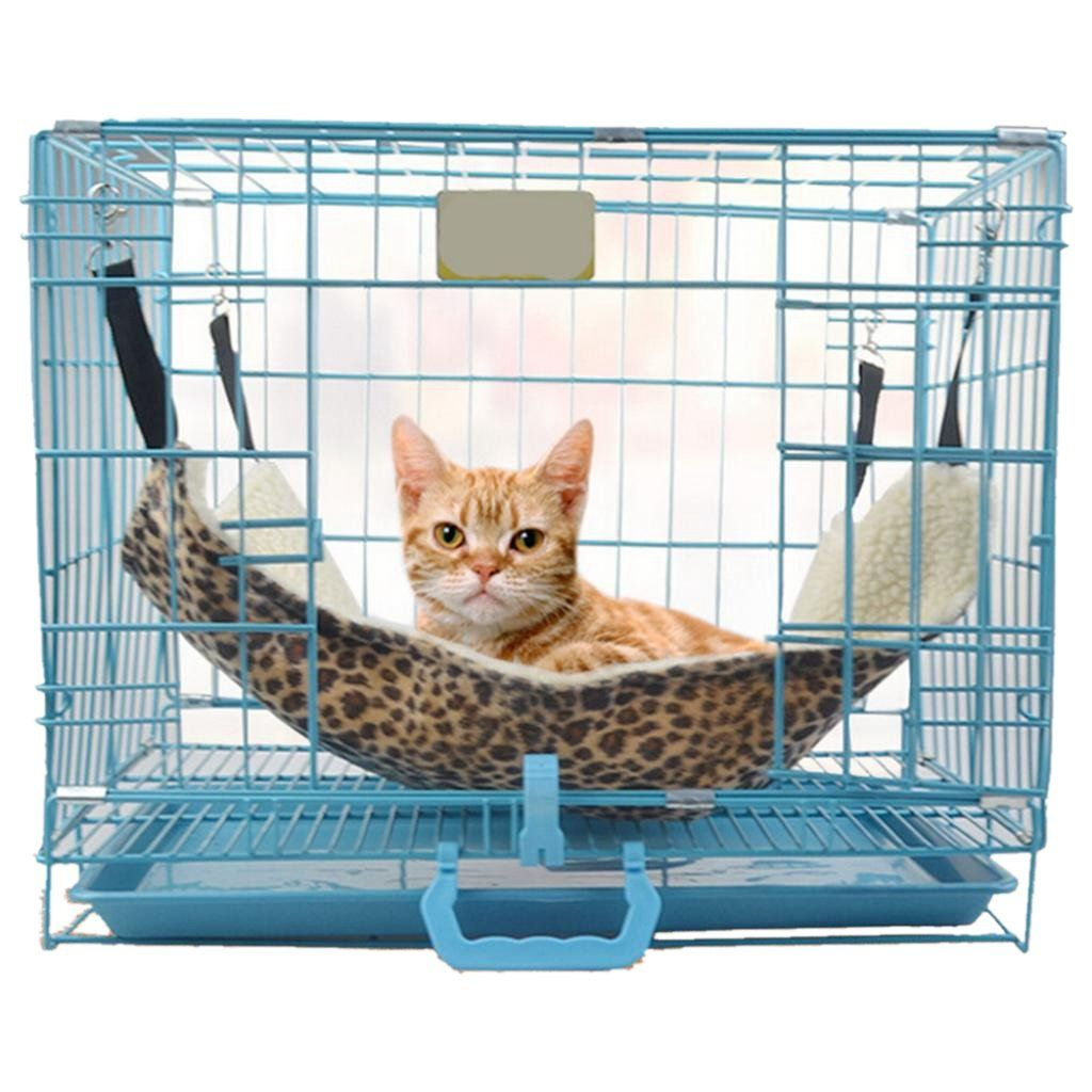 Pet Cage Hammock Cat Hammock Bed Hanging Soft Pet Bed For Kitten Ferret Puppy Or Small Pet B You Can Find More Details By Visi In 2020 Cat Bed Cat