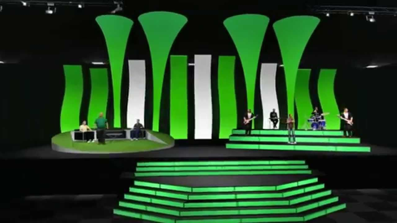Concert Stage Design Ideas generic stage design concept 2 Design
