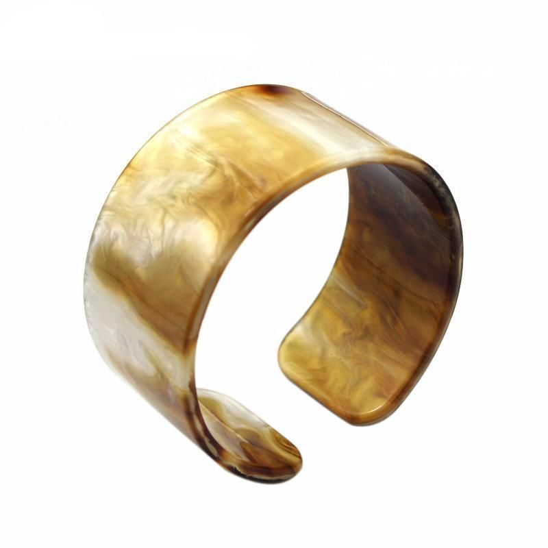 bcab5835c9d Women's Wide Horn-Style Cuff Bracelet #lagertha #mjolnir #Loki #odinism  #vikingstyle #valknut