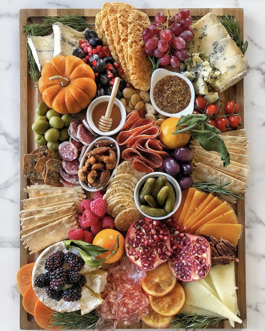 Autumn Cheese Board recipe by Meg Quinn | The Feedfeed