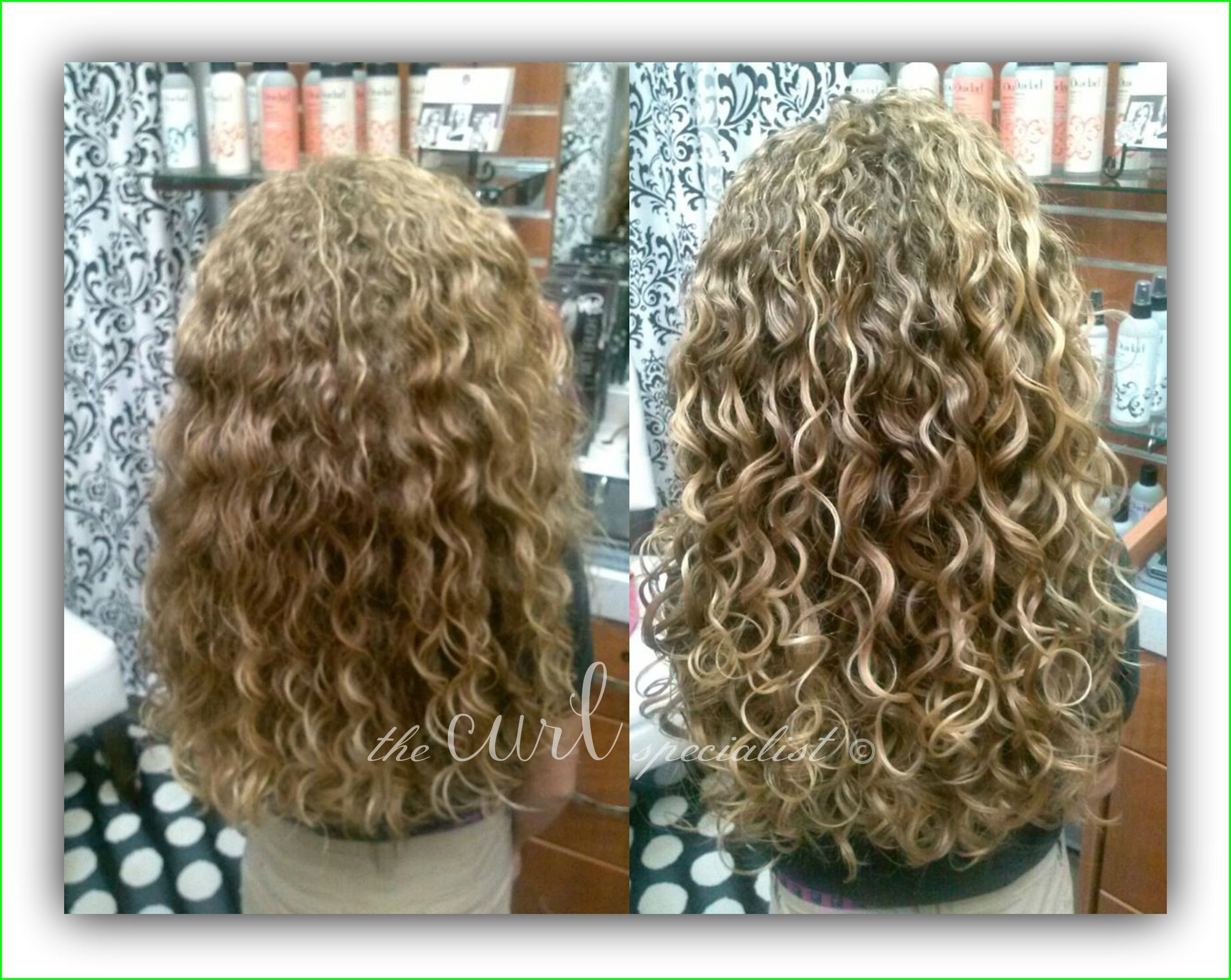 Pin On Perm Before And After