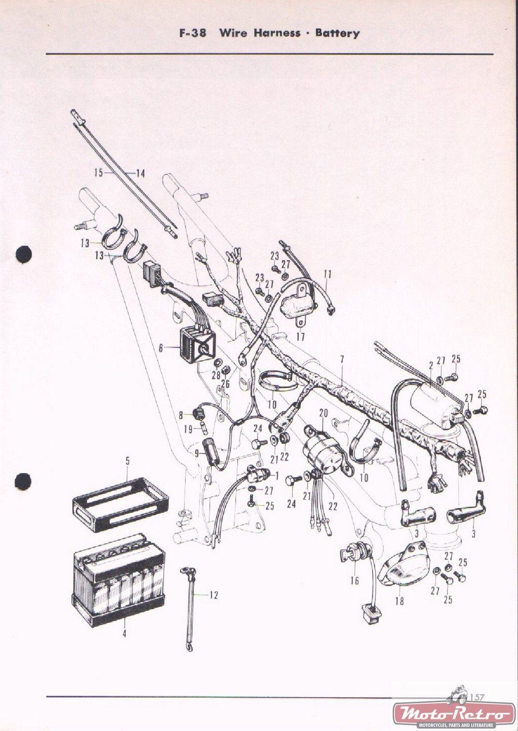 Honda Cb175 Wiring Diagram Enthusiast Diagrams 1972 Electrical Rh Cytrus Co K6 Cafe