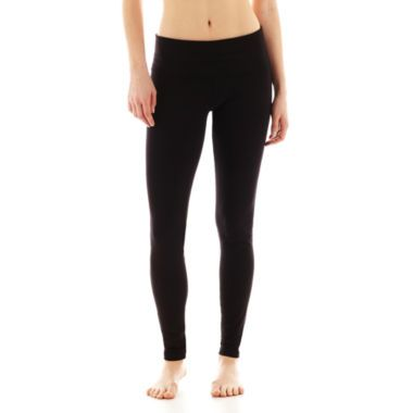 34175e58f4d9f City Streets® Skinny Yoga Pants found at  JCPenney