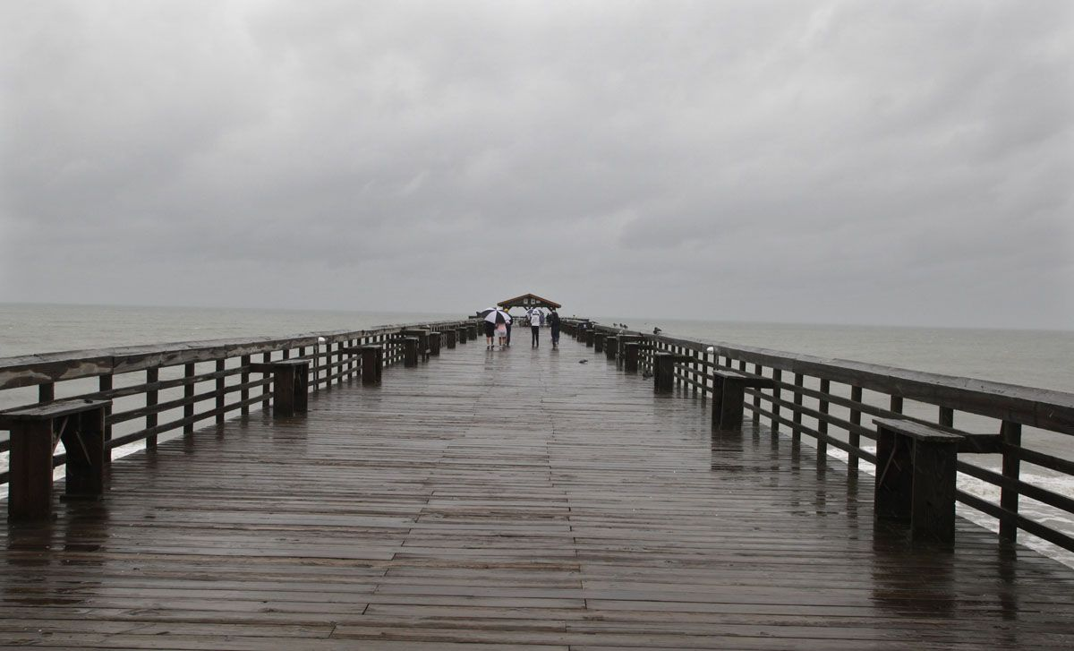 Pier at Myrtle Beach State Park   Visit myrtle beach ...