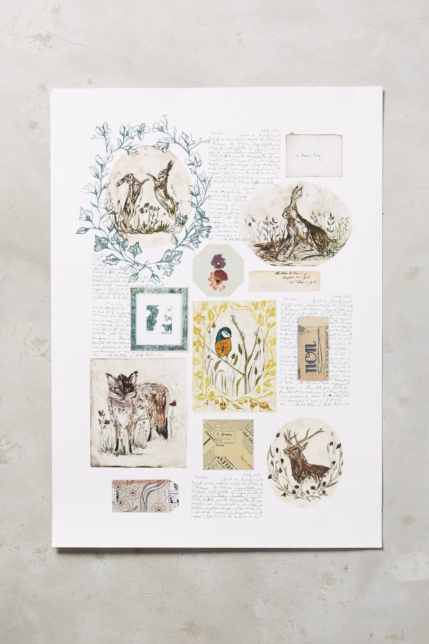 Storied Print Wall prints, Stack of