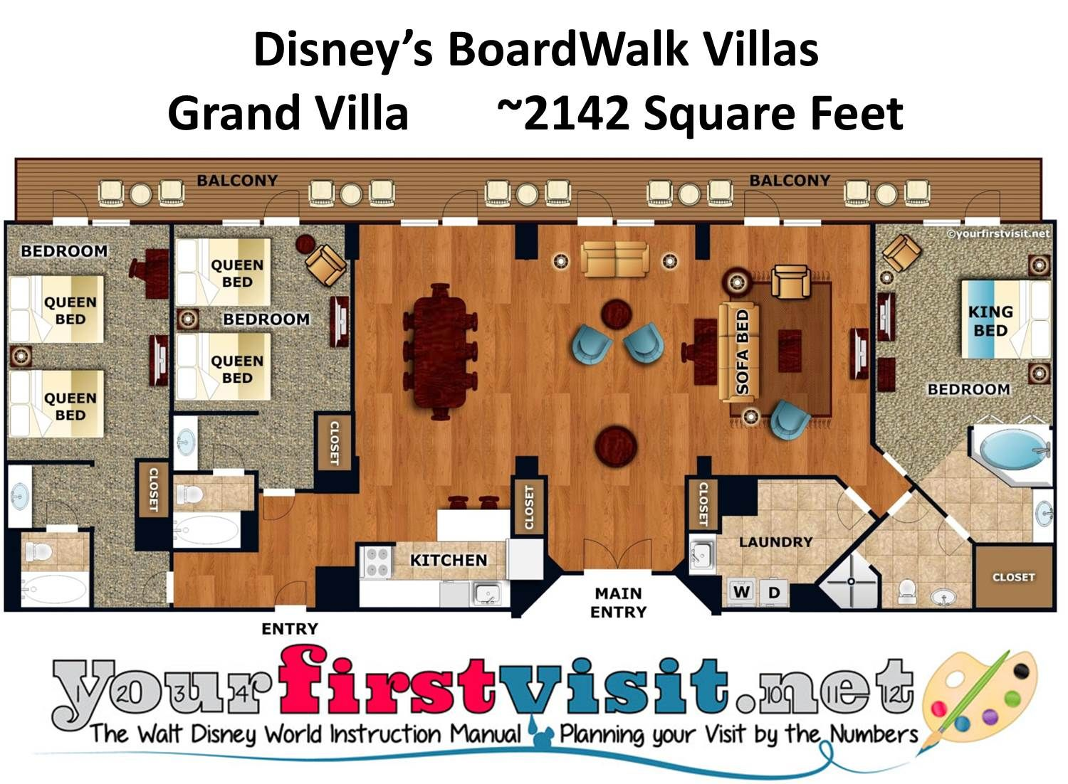 Accommodations and theming at disneys boardwalk villas disney s accommodations and theming at disneys boardwalk villas sciox Image collections
