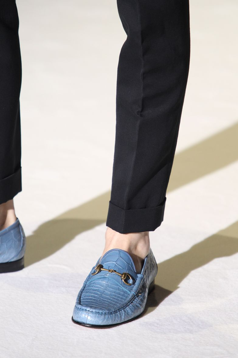 b6ab608bbd4a2e Men s Footwear · The Gucci 1953 Horsebit Loafer