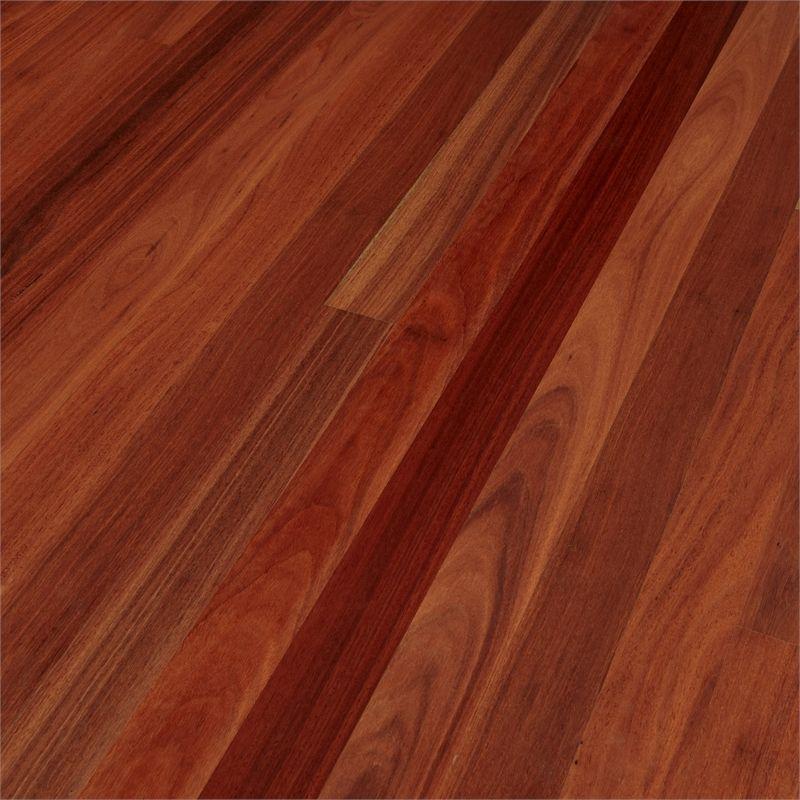 80 x 13mm Mahogany Solid Strip Flooring - Lineal Metre