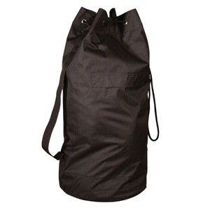 These Black Heavy Duty Laundry Bags Feature Super Size Storage