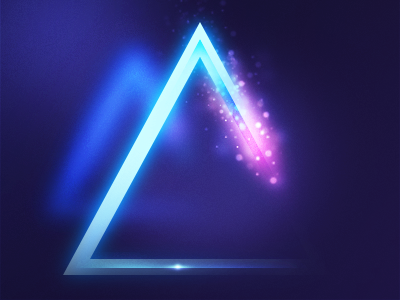 Blue Neon Triangle Transparent Hd Png Download Is Free Transparent Png Image To Explore More Similar Hd Image On Pngitem Neon Png Images Png