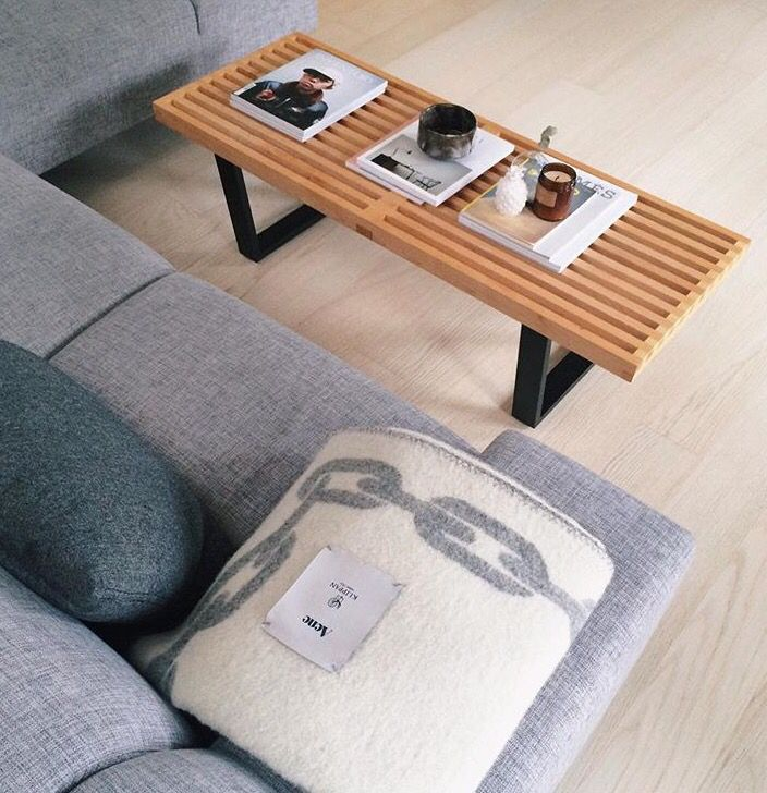 Vitra George Nelson Bench Home Furniture Pinterest Bancs