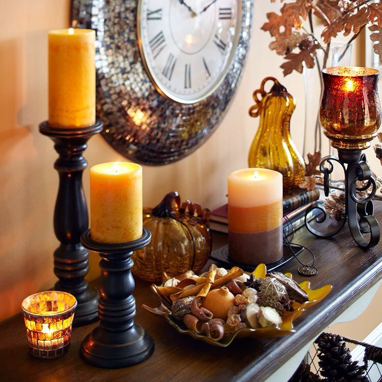 Great Fall Decor From Pier One.