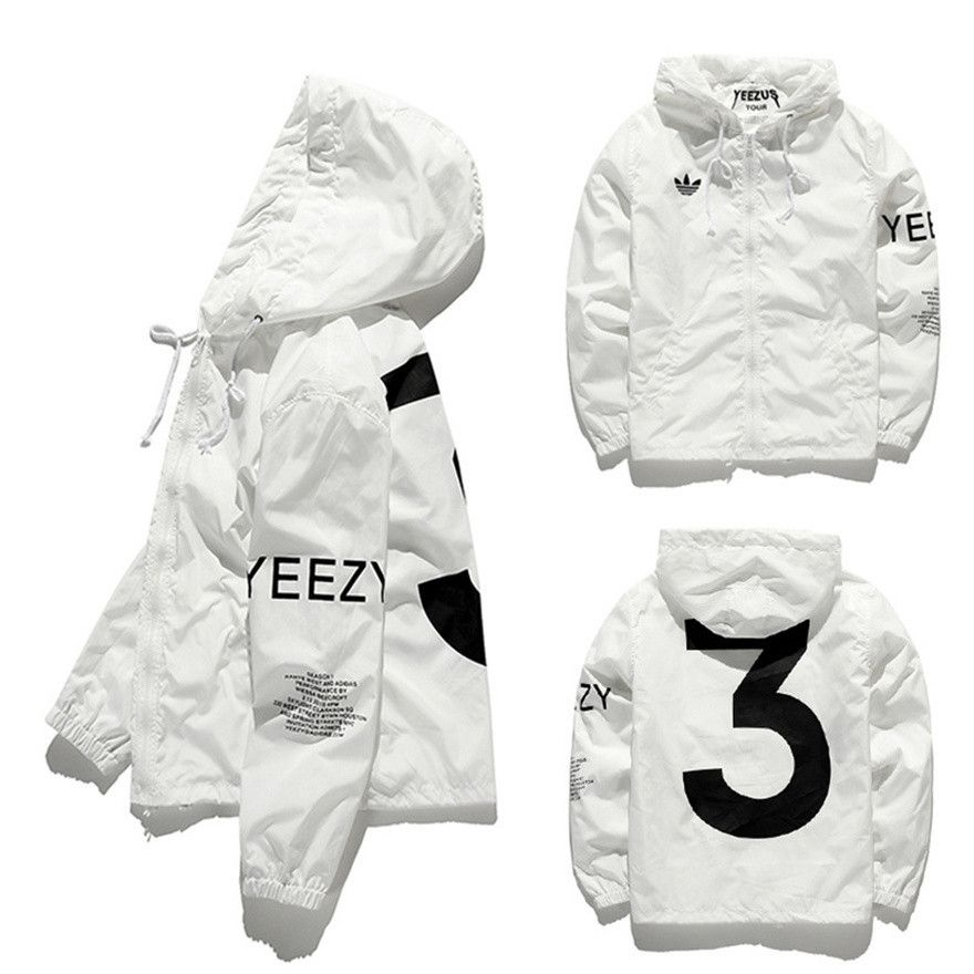 Yeezus x Adidas Windbreaker · Adidas OutfitAdidas ShoesYeezy ...