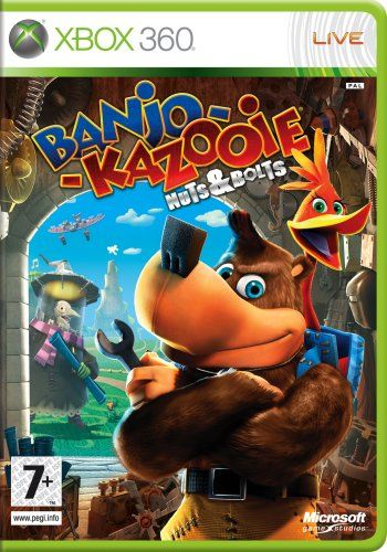 Banjo Kazooie Nuts Bolts Xbox 360 Microsoft Https Www