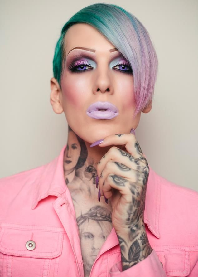 Make Up Loveeeee Hair Colour Jeffree Star