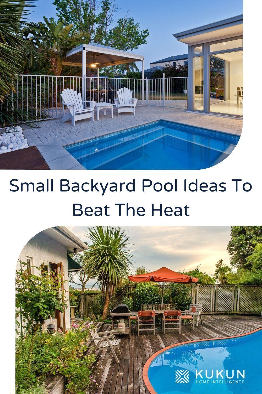 Small Backyard Pools Ideas Designs Accessories And Costs Backyard Pool Small Backyard Pools Small Backyard