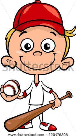 image result for cartoon baseball player food drive pinterest rh pinterest com cartoon basketball player dunking cartoon baseball player clipart