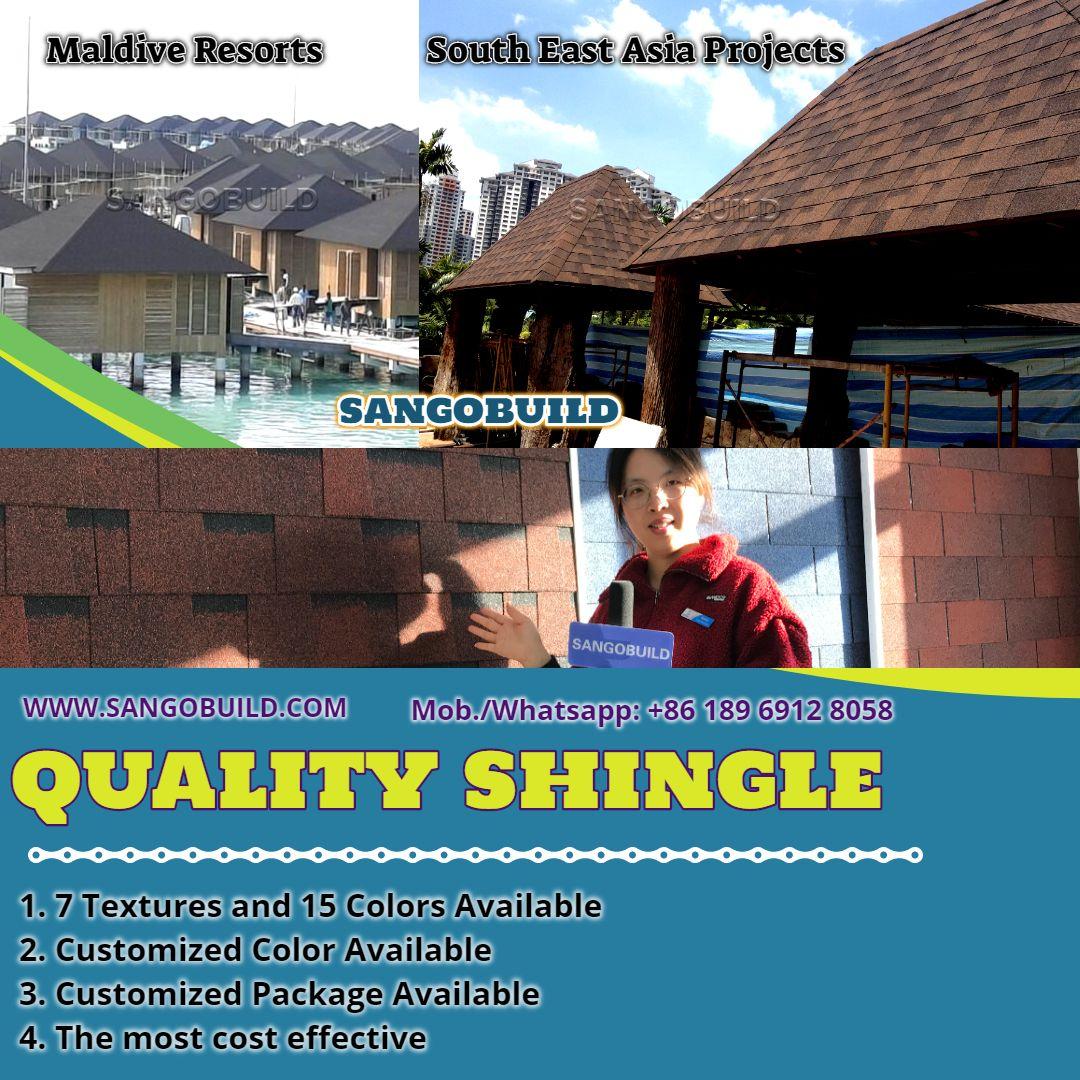 Sangobuild Quality Asphalt Shingle Manufacturer In 2020 Cool Roof Asphalt Roof Shingles Shingling