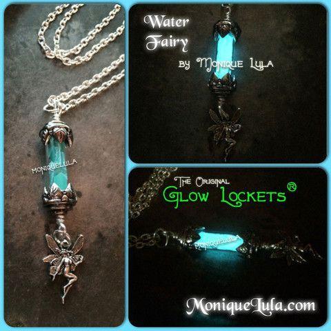 Water Fairy Glow in the dark Lantern