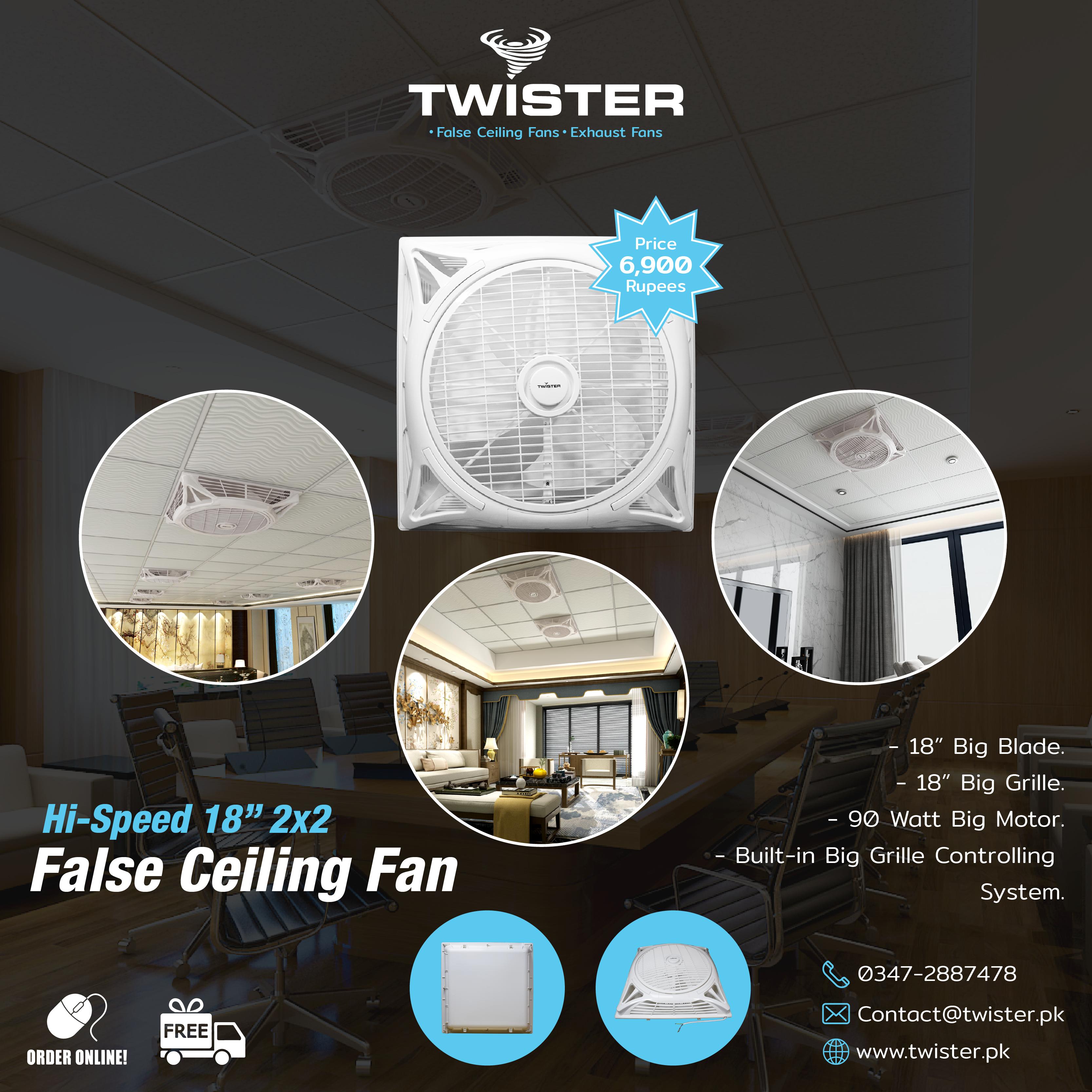 Pin On False Ceiling Fan