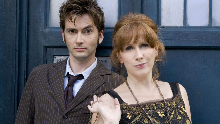David Tennant and Catherine Tate reuniting for new Doctor Who adventure