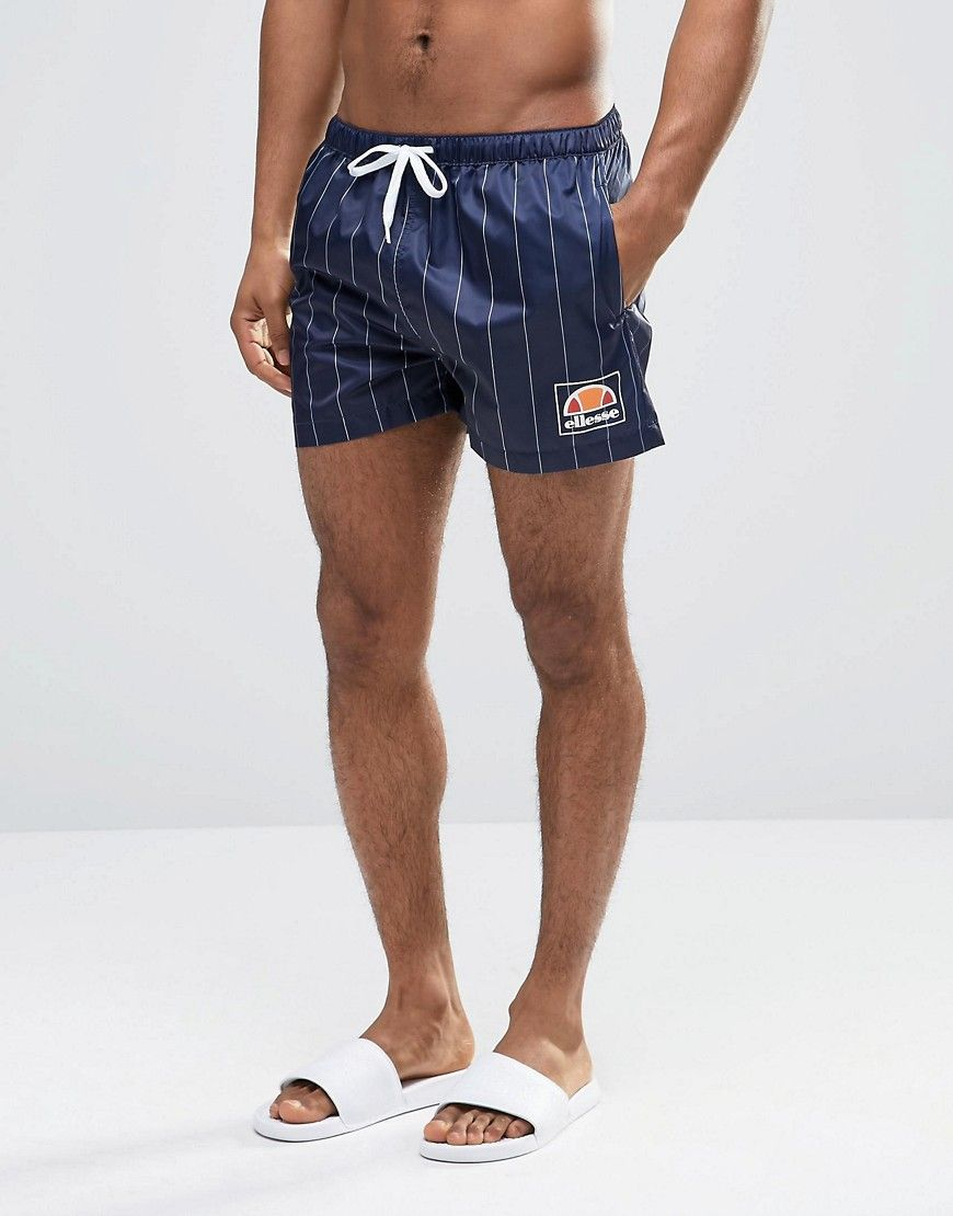 274c3bcc735 Image 1 of Ellesse Stripe Shorts | Ellesse | Ellesse, Striped shorts ...
