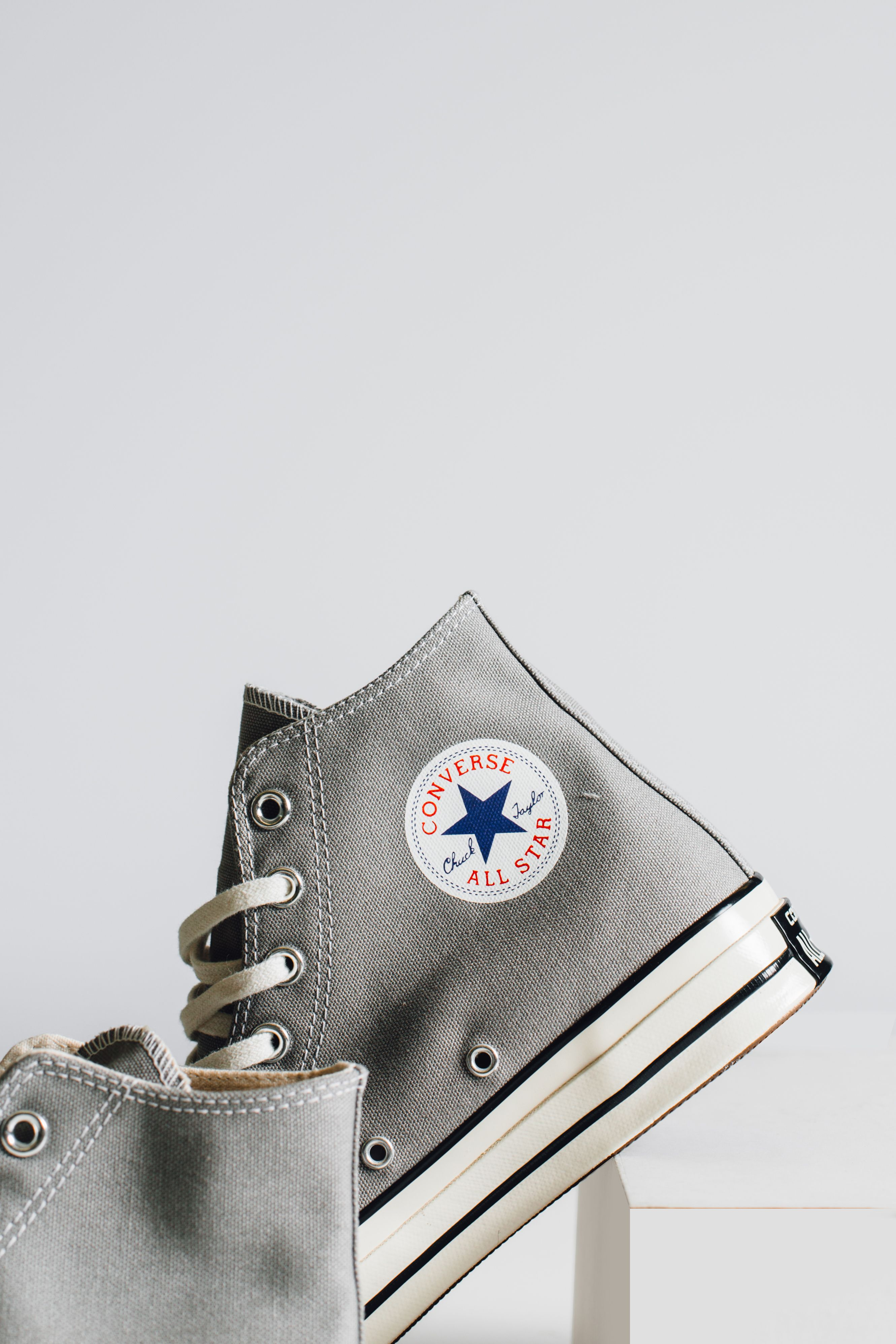 finest selection 5bc7f 6c314 Converse Chuck Taylor  70s In Wild Dove  Fashion  Streetwear  Style  Urban   Lookbook  Photography  Footwear  Sneakers  Kicks  Shoes  Converse  Chucks    ...