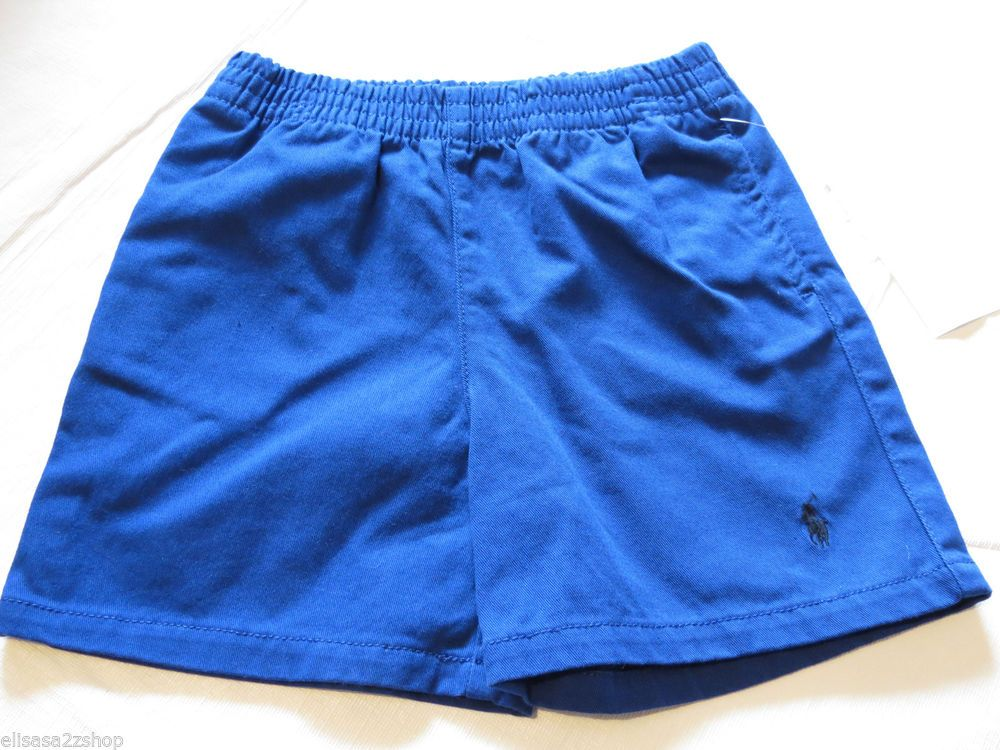 NEW Under Armour black blue mesh elastic waist shorts baby boy  logo 12M or 18M