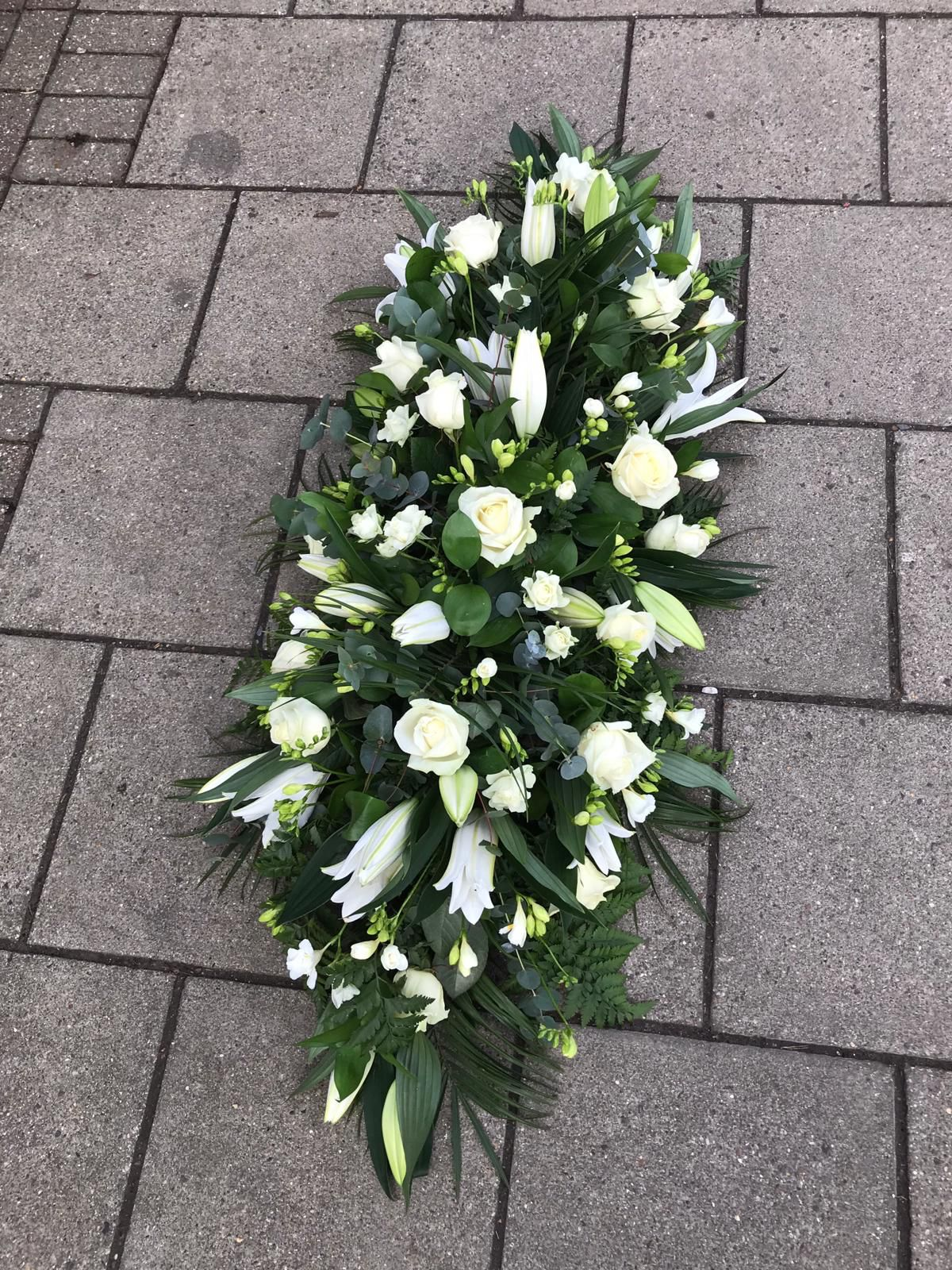 Pin by The Gravesend Florist on Funeral Designs Funeral