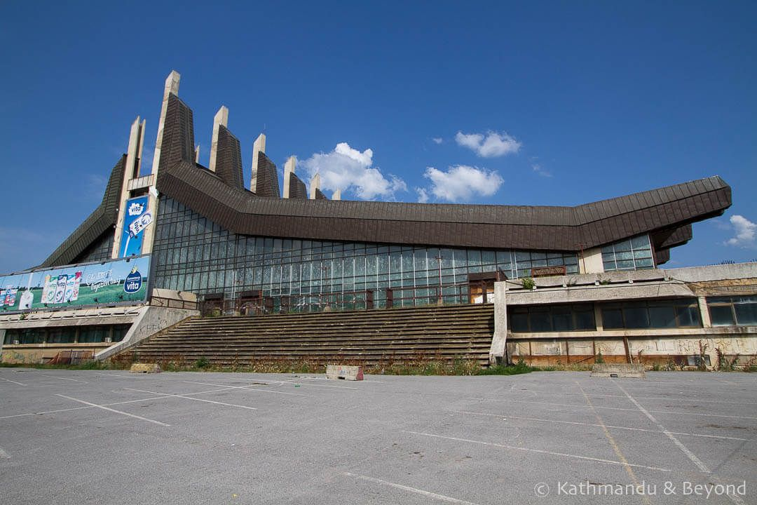The Palace of Youth and Sports Palace, Architecture