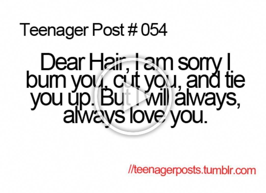 Teenager Post #054 #teenagerpostscomebacks