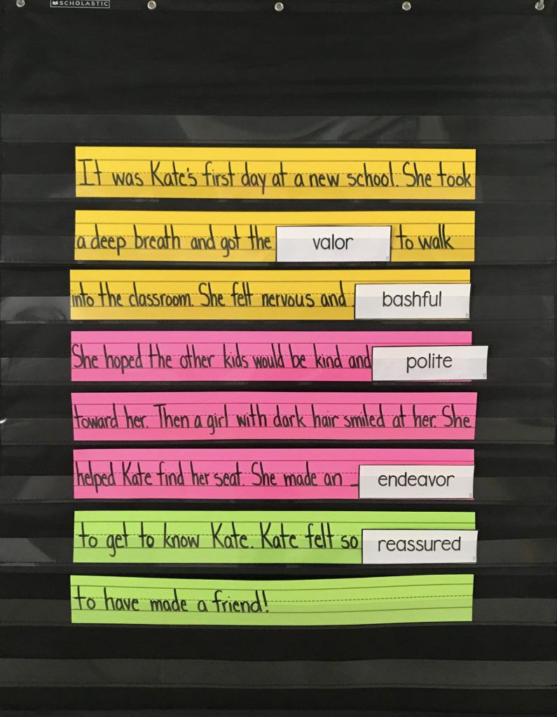 synonyms and antonyms making connections lesson: Second grade ...