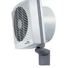 Creda Sunfan Sf3 Wall Mounted Fan Heater Cooler Wall Mounted Fan Heater Wall Mount
