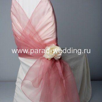 оформление стульев на свадьбу, декор стульев, свадебный стулья