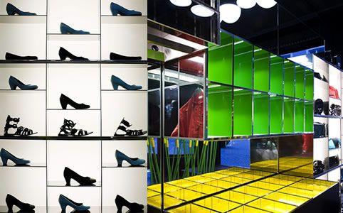 Monki store design by Electric Dreams | We Heart; Lifestyle & Design Magazine