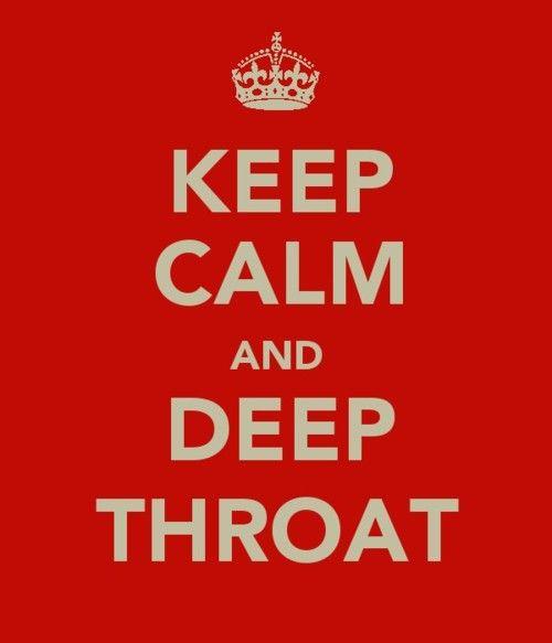 Deep Throat Quotes
