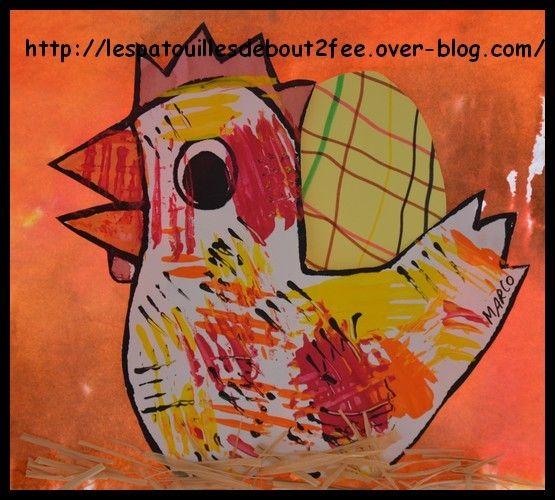 poule rousse et son oeuf les poules pinterest poule rousse poule et roux. Black Bedroom Furniture Sets. Home Design Ideas